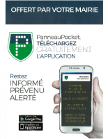 Info Panneau Pocket
