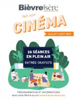 Ciné Plein air – Affiche