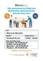 Aide démarches administratives